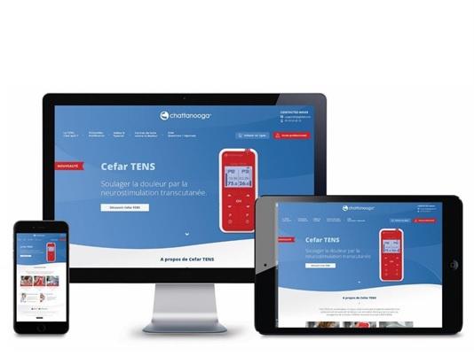 Dans le cadre de l'éducation thérapeutique du patient, un nouveau site web dédié www.CefarTENS.fr  saura répondre à la plupart des questions sur la méthode et la prise en main rapide de l'appareil.